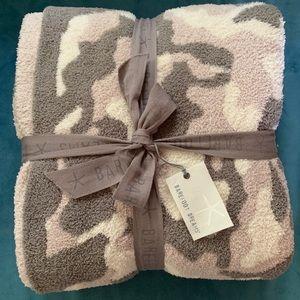 Barefoot Dreams CozyChic Camo Blanket